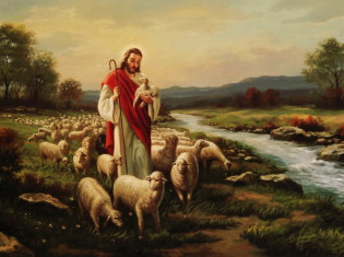 Chúa Giêsu chính là mục tử tốt