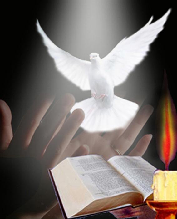 LỄ CHÚA THÁNH THẦN HIỆN XUỐNG – NĂM C