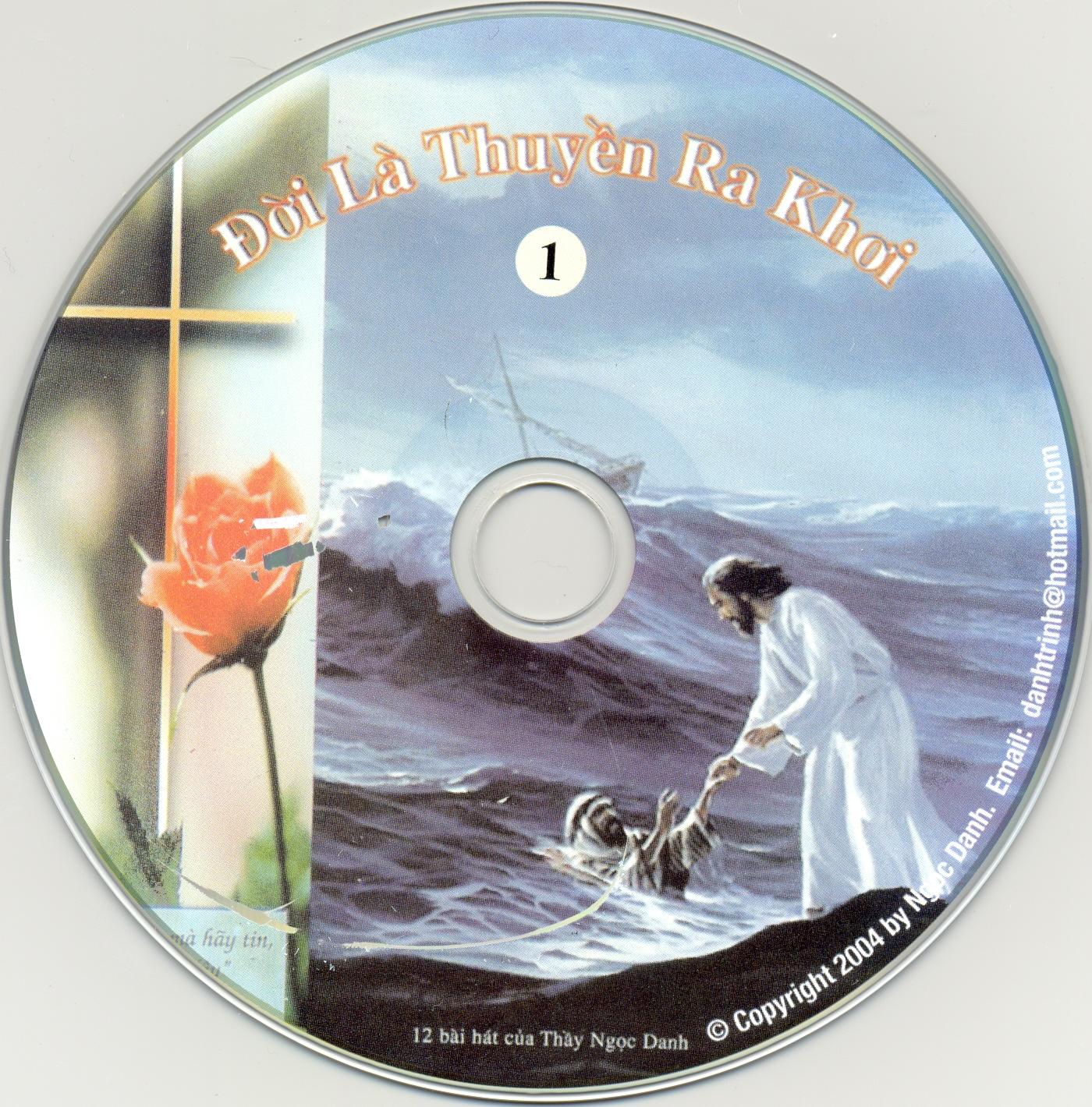 """Tập Nhạc: """"Đời Là Thuyền Ra Khơi"""" – LM. Trịnh Ngọc Danh"""