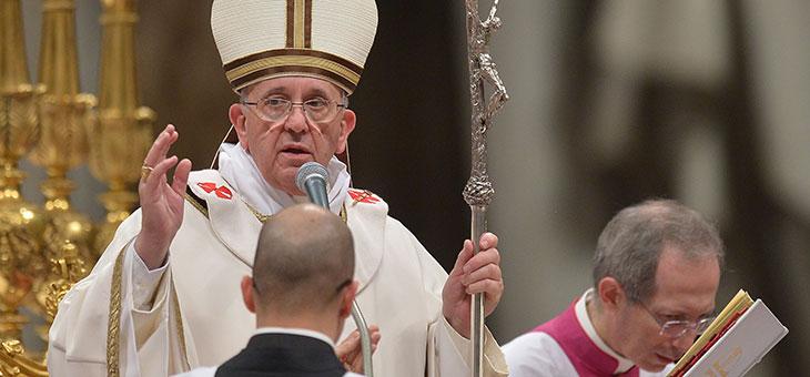 Sắc lệnh ban ơn Toàn Xá của Đức Thánh Cha Phanxicô trong tình trạng dịch bệnh lan tràn hiện nay