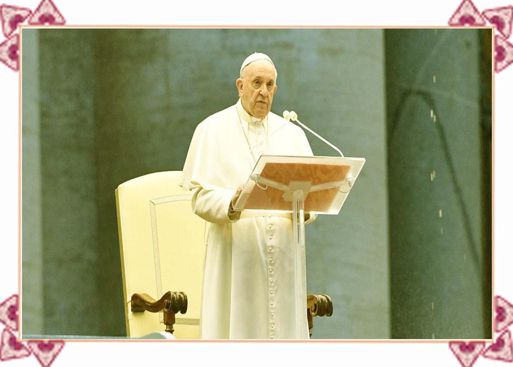 Bài giảng của ĐTC trong giờ cầu nguyện và ban phép lành Urbi et Orbi