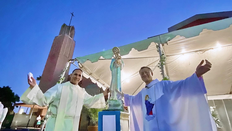 Thánh Lễ Bổn Mạng Cộng Đoàn 2020: Ðức Maria Hồn Xác Lên Trời