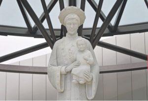 CĐ St Boniface Tham dự Ngày Thánh Hiến ĐM La Vang tại NT Chính Tòa Chúa Kitô, 17 July 2021