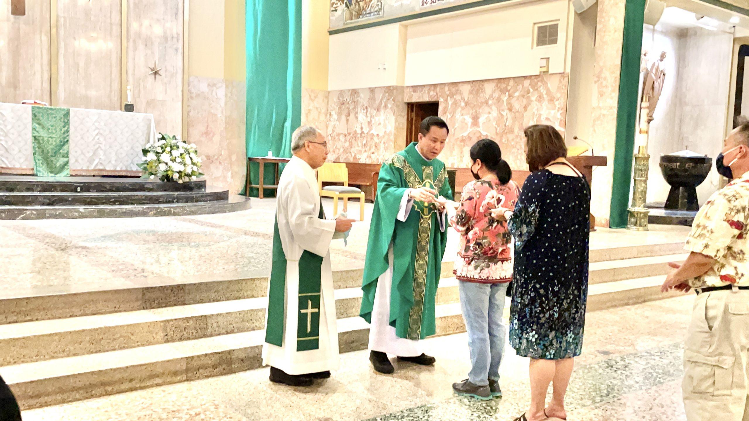 Ơn Chữa Lành các Giáo Dân Lớn Tuổi, Sắc lệnh Vatican