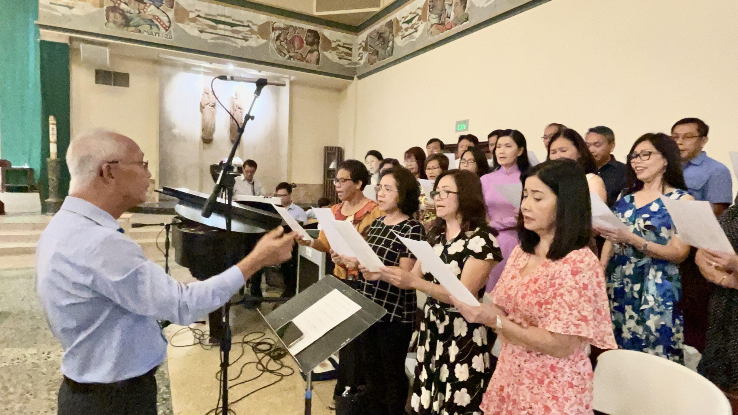 Thánh Ca CĐ Hương Việt, Chúa Nhật Thuờng Niên thứ 18